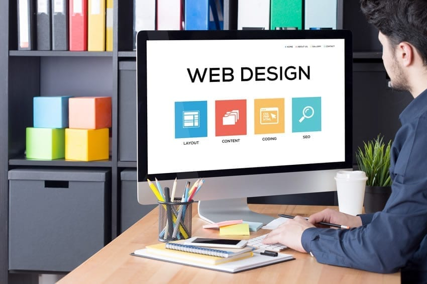 Black Country Website Design
